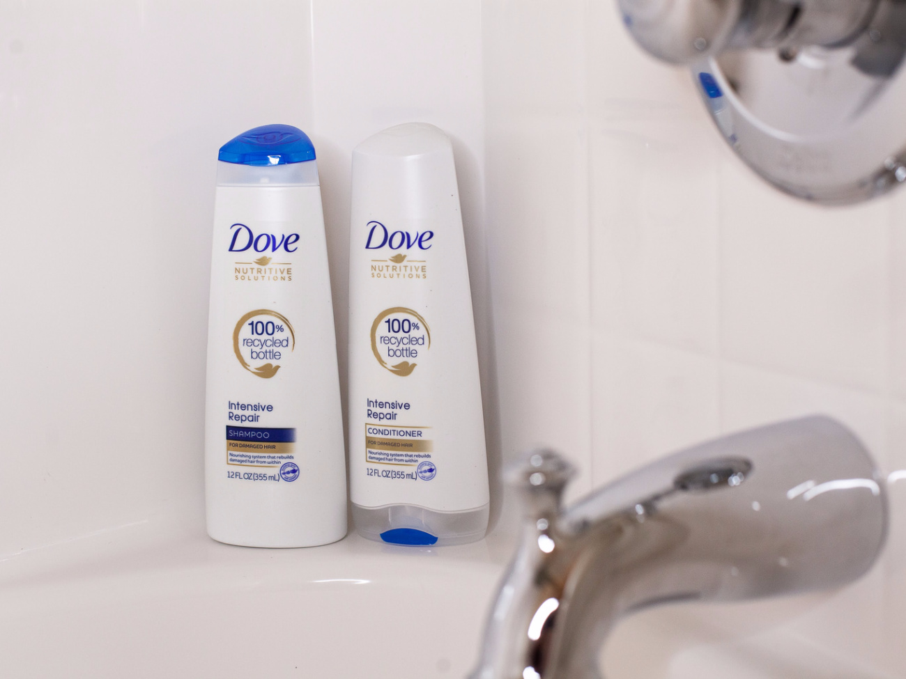 Dove Shampoo or Conditioner As Low As $1.99 Per Bottle At Publix on I Heart Publix