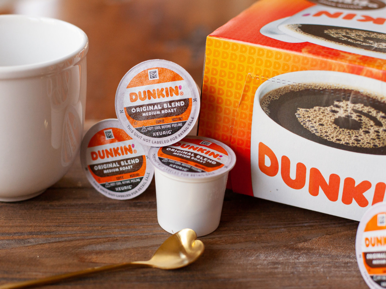 Dunkin' Donuts Coffee Products - As Low As $5.74 At Publix (Save Up To $3.75) on I Heart Publix 1