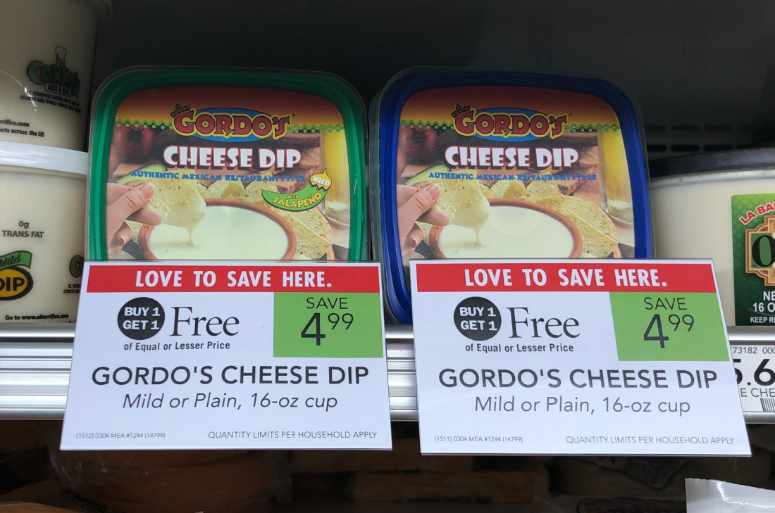 Gordo's Cheese Dip Just $1.50 At Publix on I Heart Publix 1
