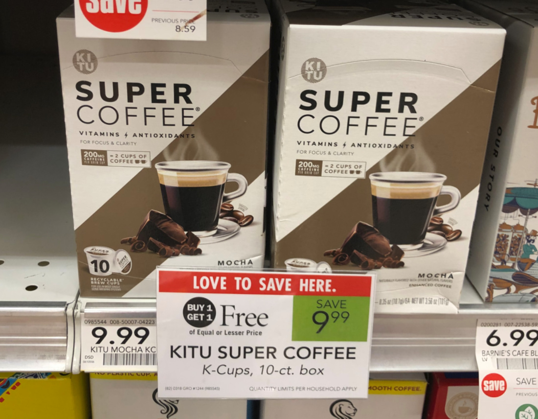 Super Coffee As Low As $1 Per Bottle At Publix on I Heart Publix 1