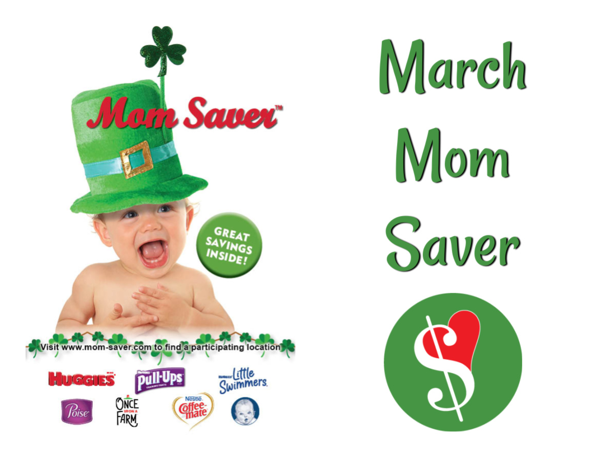 March MOM Saver Booklet + Find Your Local Event Day & Time on I Heart Publix