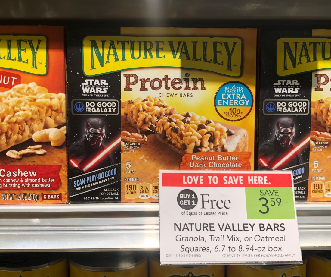 New Nature Valley Coupon For The Publix Sale Makes Boxes Of Granola Bars Just $1.30 Each on I Heart Publix