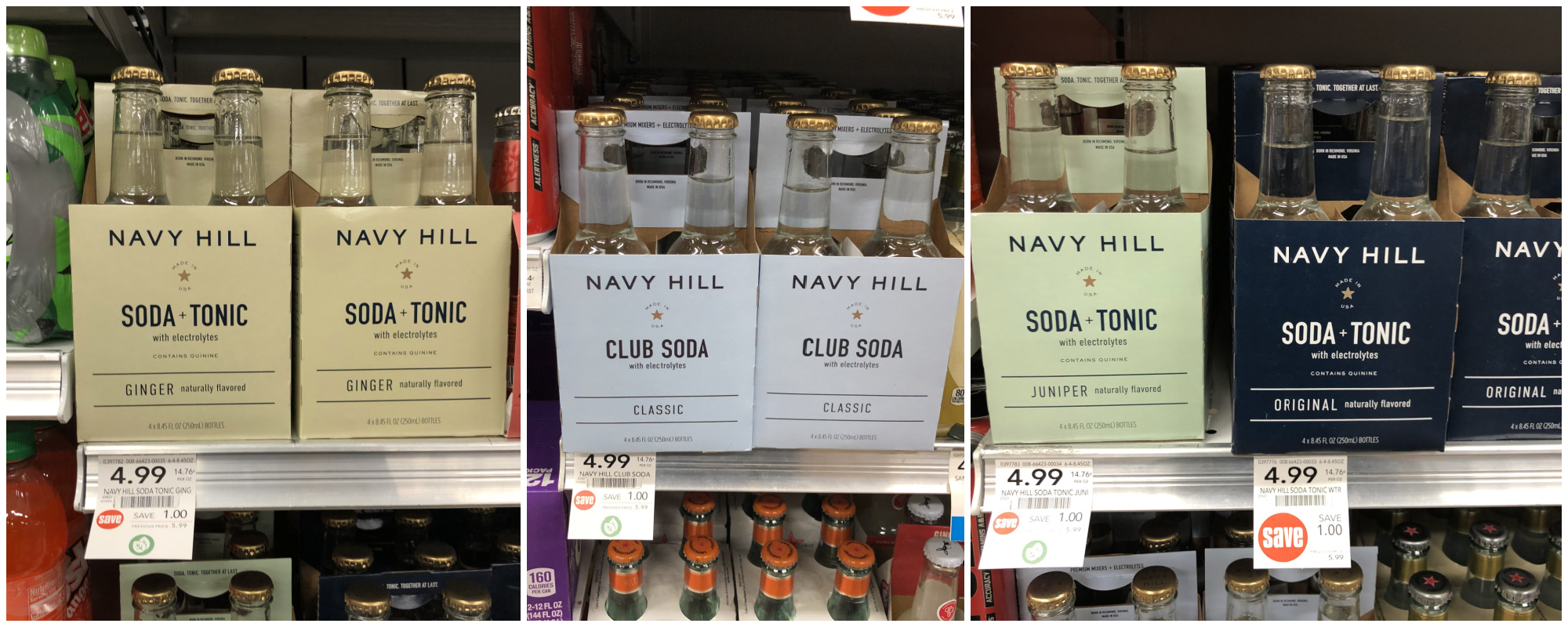 Huge Discount On Navy Hill Mixers At Publix – Save On A Delicious Soda + Tonic Blend! on I Heart Publix 2