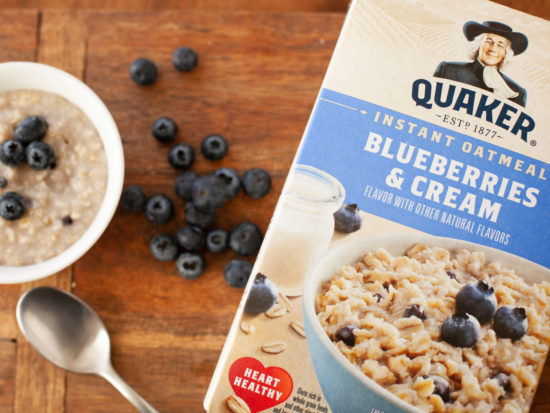 Quaker Instant Oatmeal As Low As 73¢ Per Box At Publix on I Heart Publix