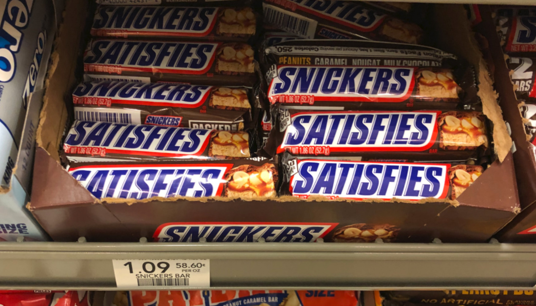 New Snickers Coupon - 84¢ Candy Bars At Publix on I Heart Publix