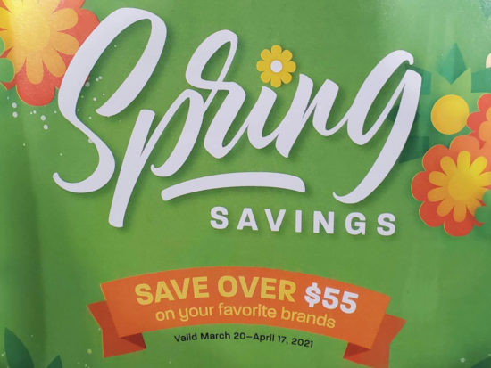 2020 Spring Savings Booklet Coupons - Print Your Coupons! on I Heart Publix