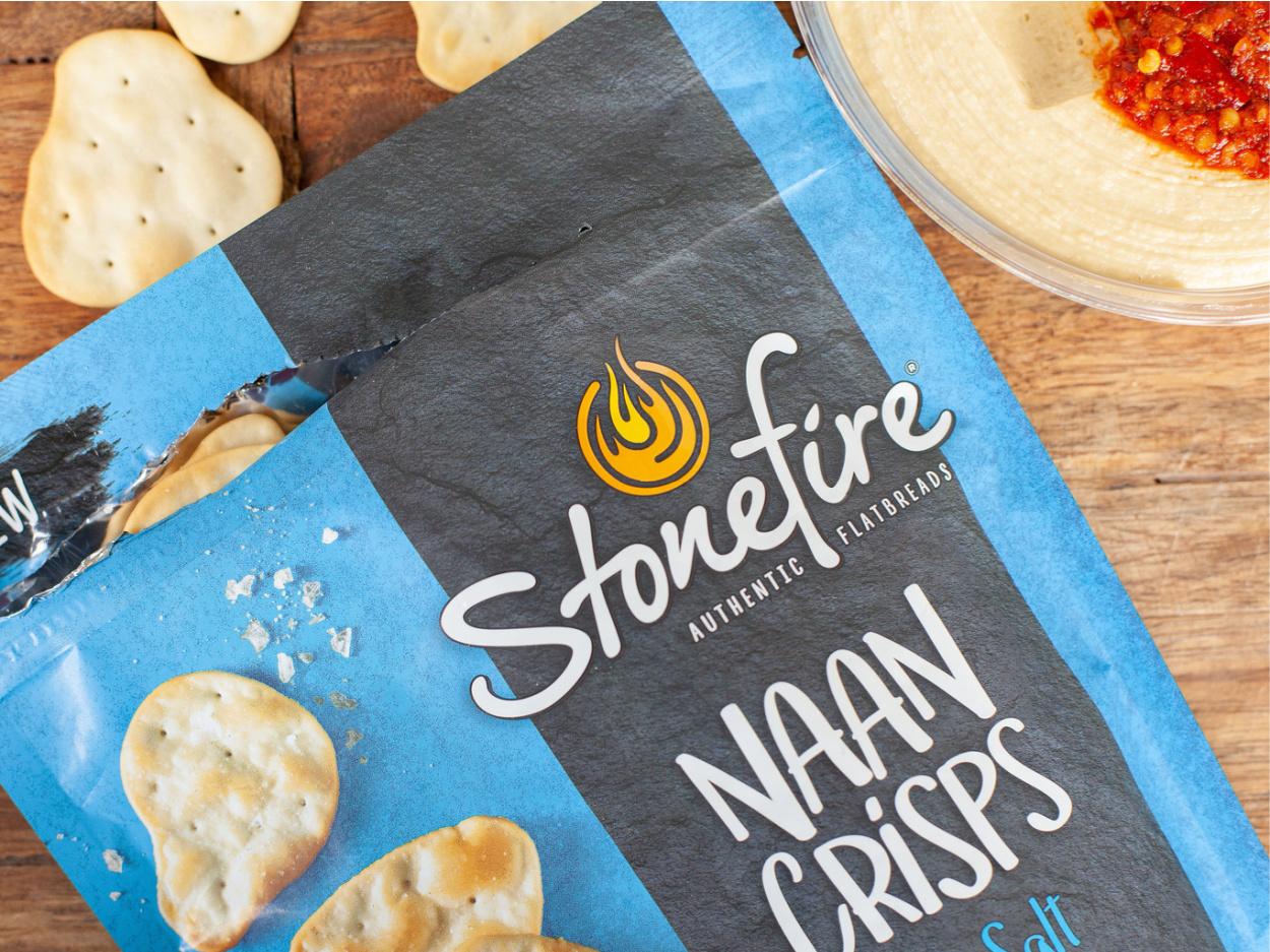Stonefire Naan Crisps Just 85¢ At Publix on I Heart Publix 2