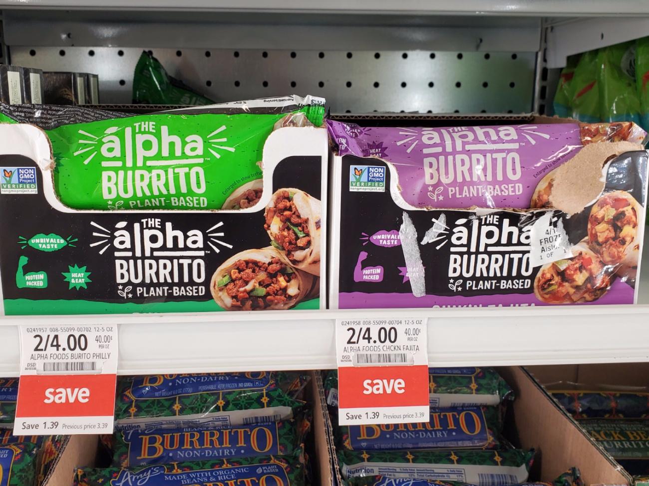 The Alpha Burrito Just $XX At Publix (Plus Cheap Nuggets) on I Heart Publix