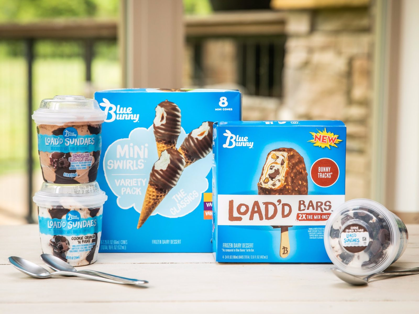 Pick Up A Big Variety Of Delicious Blue Bunny Treats At Publix - Lots Of Yum For Everyone! on I Heart Publix