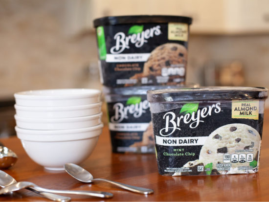 Breyers Ice Cream Is Buy One, Get One Free - Better Make Room In The Freezer! on I Heart Publix