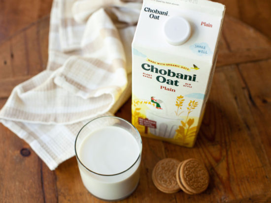 Chobani Oat Milk Just $1 At Publix on I Heart Publix