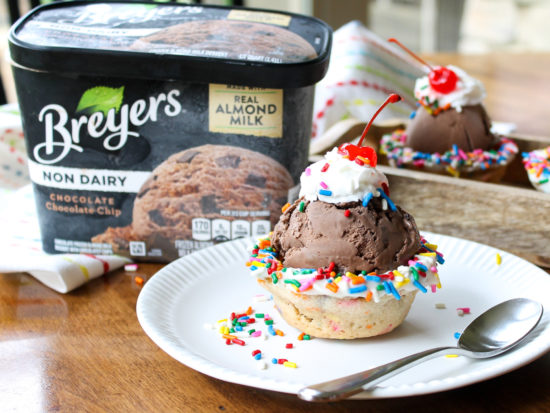 Non-Dairy Cookie Cups Sundaes on I Heart Publix 3
