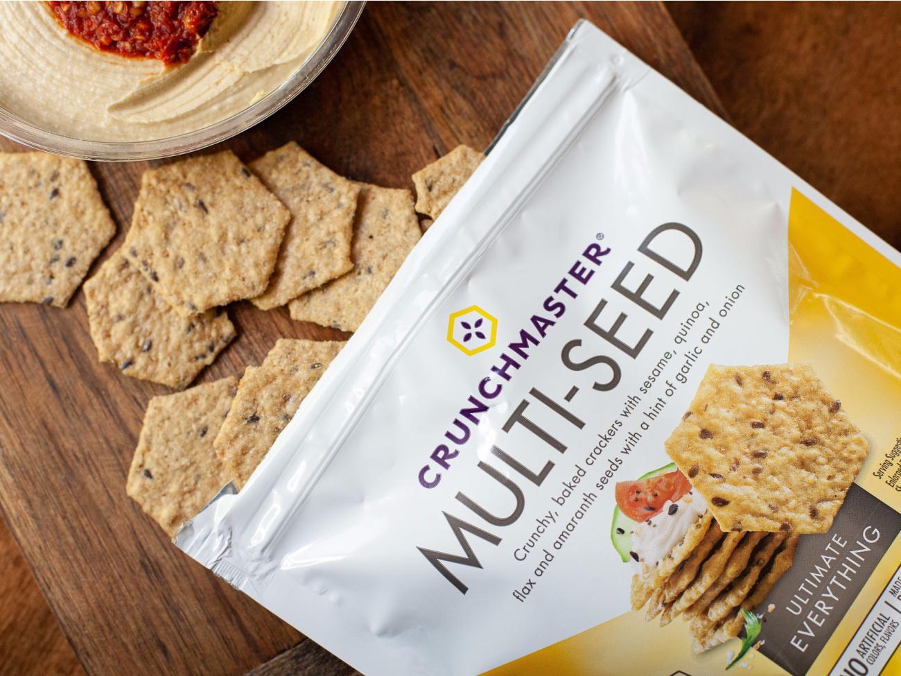 Crunchmaster Crackers Just 66¢ Per Bag At Publix on I Heart Publix