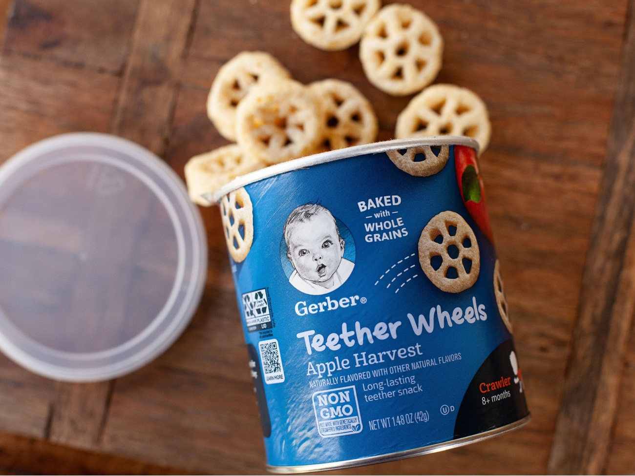Gerber Snacks As Low As $1.10 At Publix on I Heart Publix