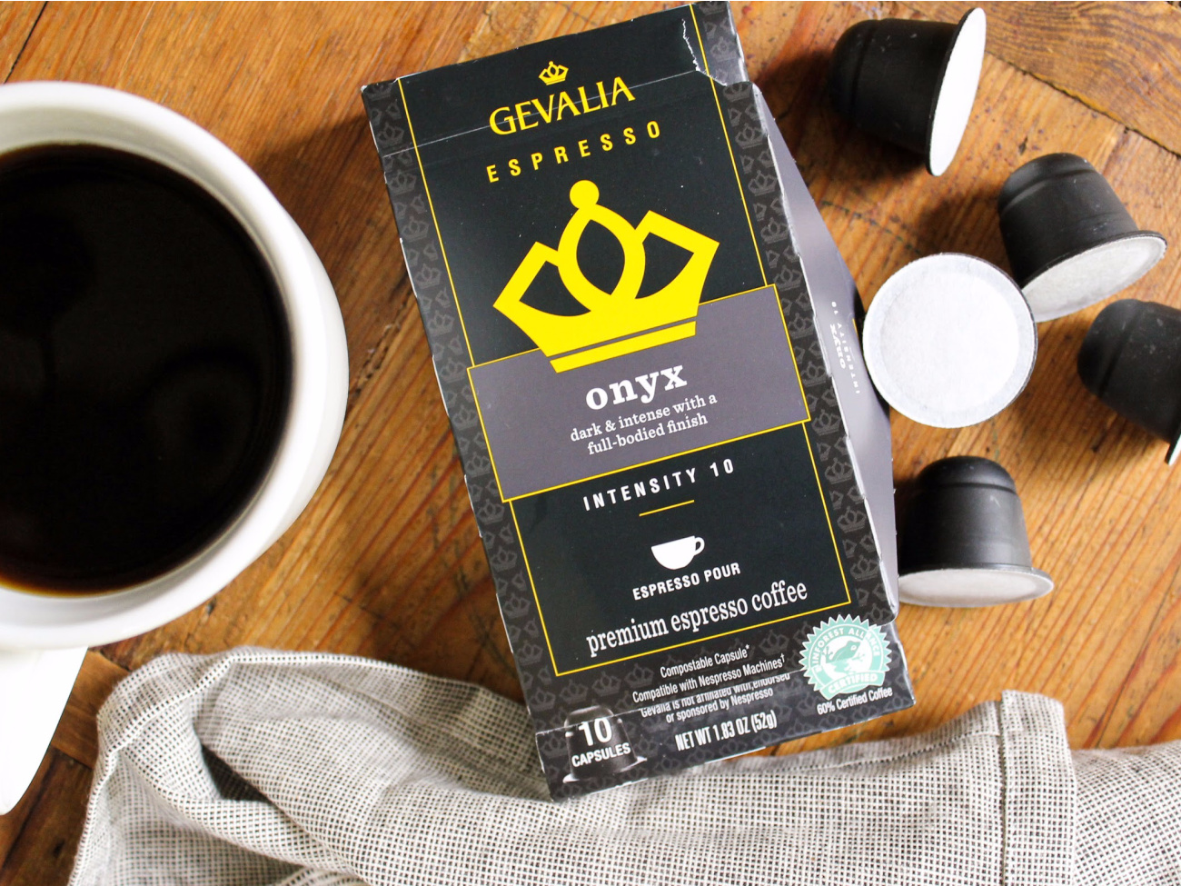 Gevalia Espresso Coffee Just $3.90 At Publix on I Heart Publix 1