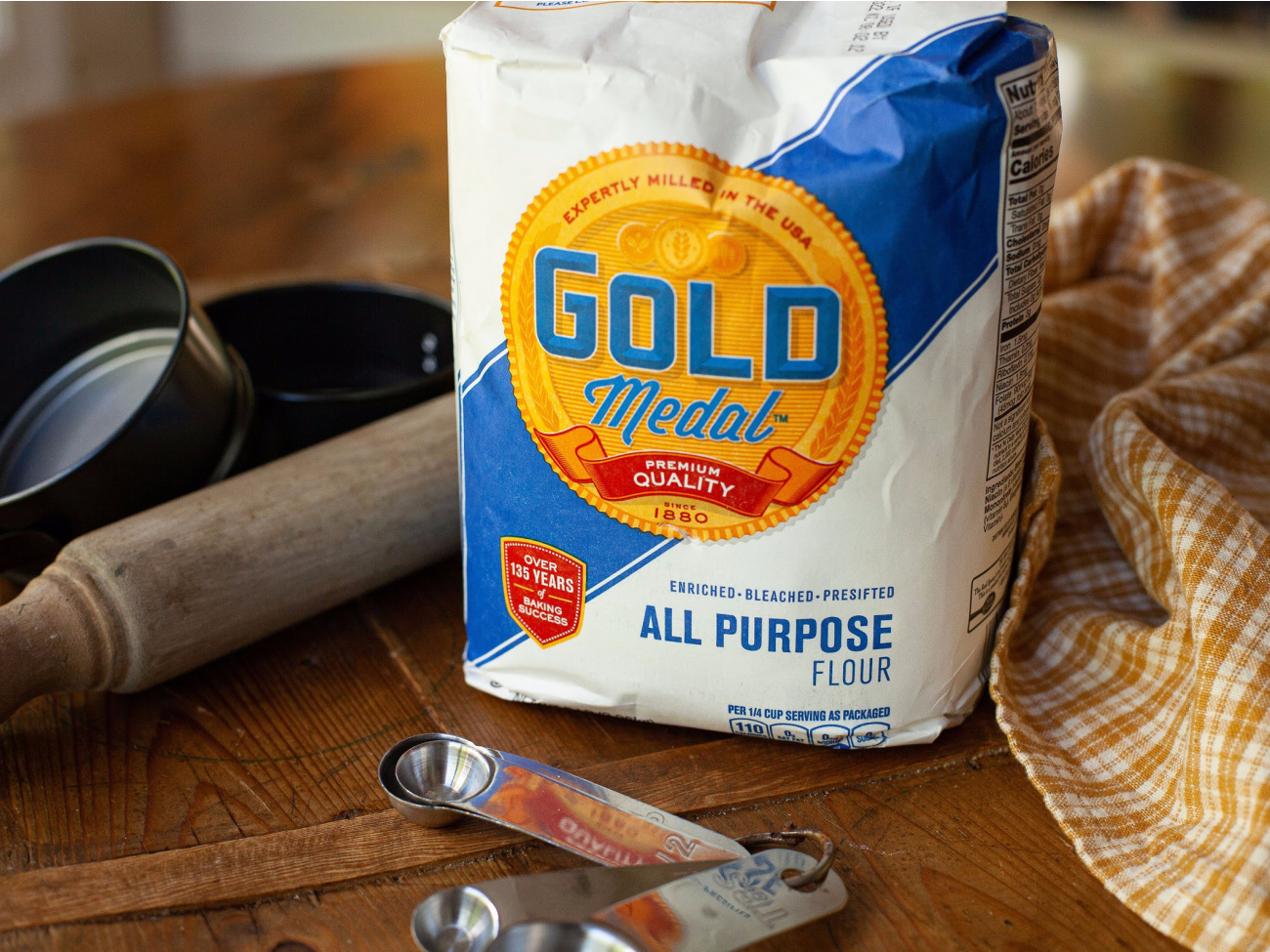 Gold Medal Flour Just $1.63 At Publix on I Heart Publix