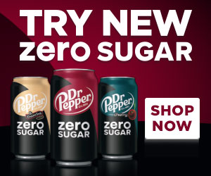 Dr Pepper Zero SM on I Heart Publix 1