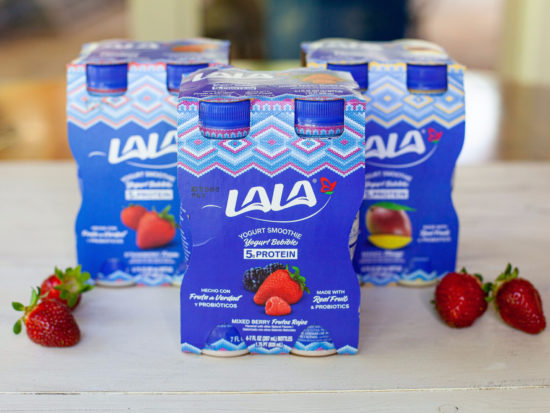 Give Your Day A Boost With Delicious LALA Smoothies And Get Big Savings At Publix on I Heart Publix