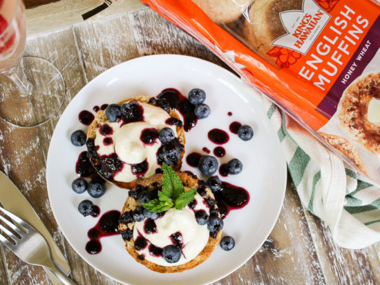 New King's Hawaiian English Muffins Are Available In Select Publix Location - Grab A Pack And Treat Mom To Great Taste on I Heart Publix