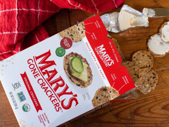 Save On Mary's Gone Crackers At Publix on I Heart Publix