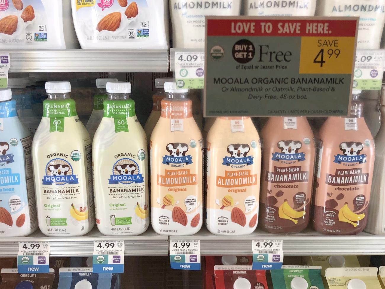 Mooala Plant Based Milk Just 50¢ At Publix on I Heart Publix 1