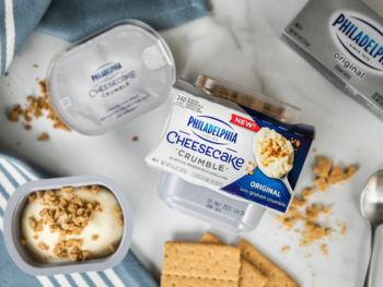 Look For New PHILADELPHIA Cheesecake Crumble Desserts - Two Varieties Available Now At Publix on I Heart Publix
