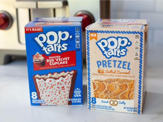 Select Kellogg's Pop-Tarts Just $1.17 Per Box At Publix on I Heart Publix