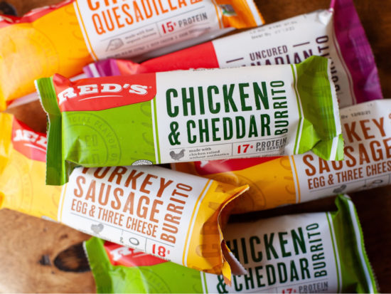 Red's Burritos As Low As FREE At Publix on I Heart Publix