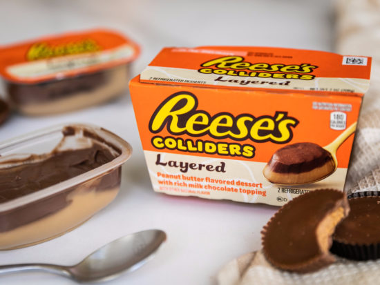 Grab A Spoon & Enjoy New COLLIDERS™ Refrigerated Desserts - Available Now At Publix on I Heart Publix