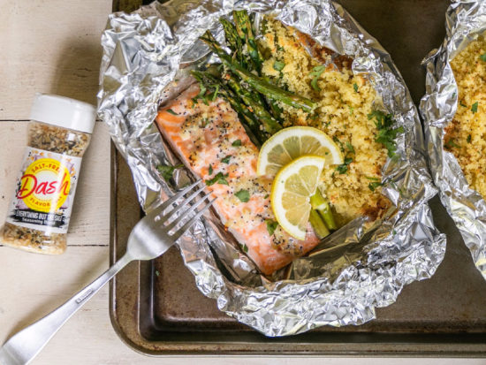 Dash Seasonings Are On Sale NOW At Publix - Grab A Deal & Try My Easy Salmon Foil Packets on I Heart Publix 2