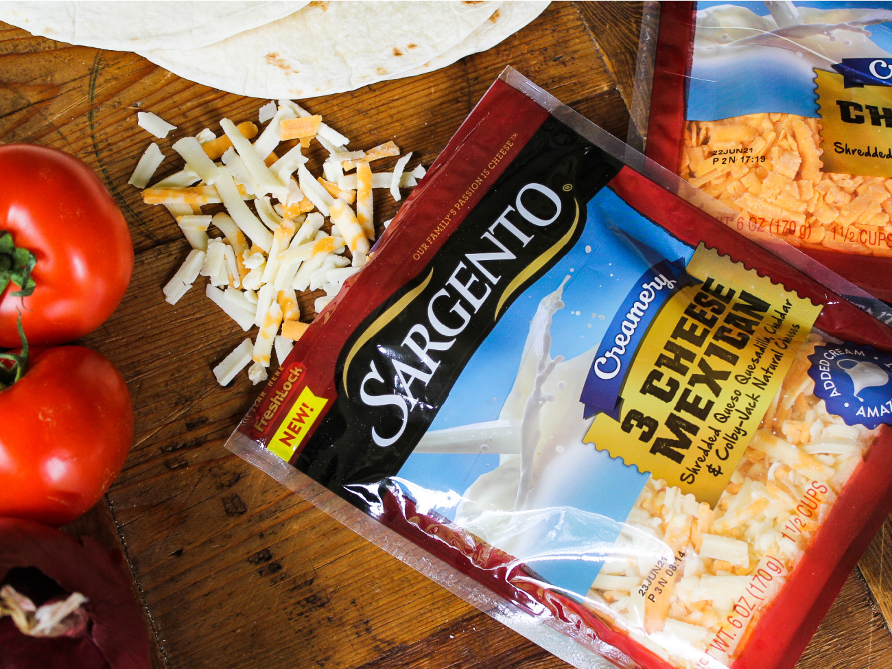 Sargento Creamery Shredded Cheese Just $1.40 At Publix on I Heart Publix
