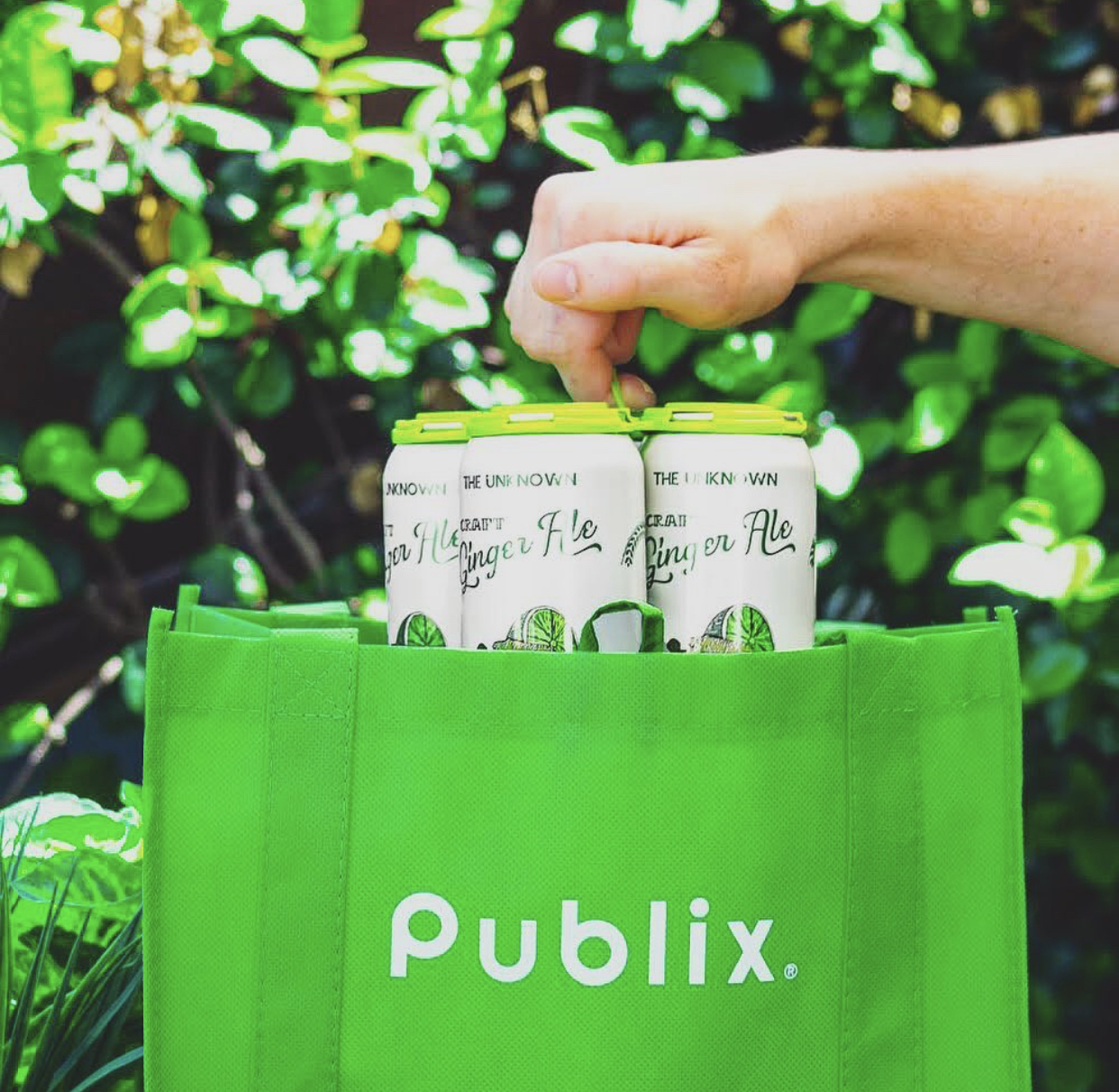 Unknown Ginger Ale Draft on I Heart Publix