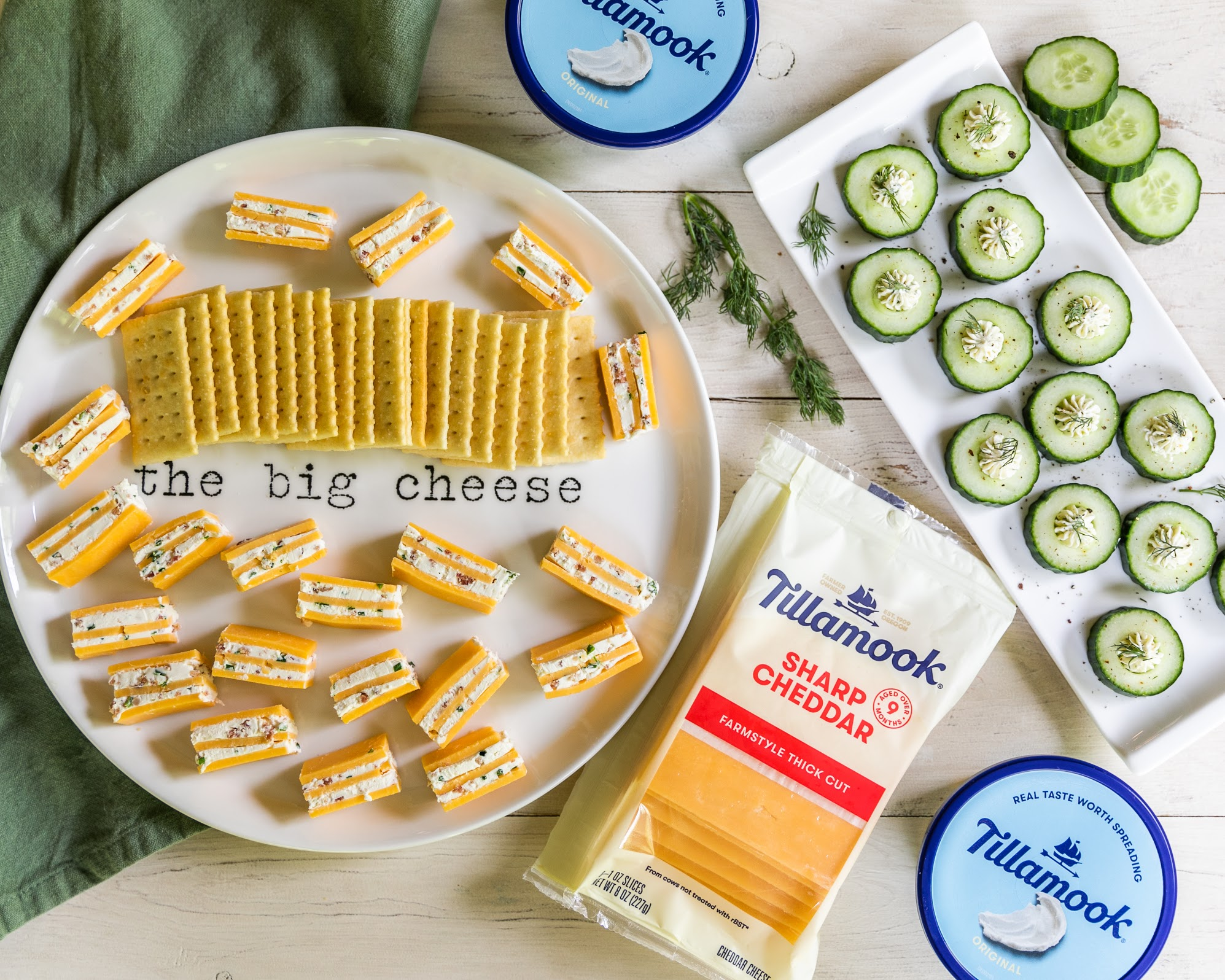 Summer Entertaining Made Easy With Tillamook - Save Now At Publix on I Heart Publix