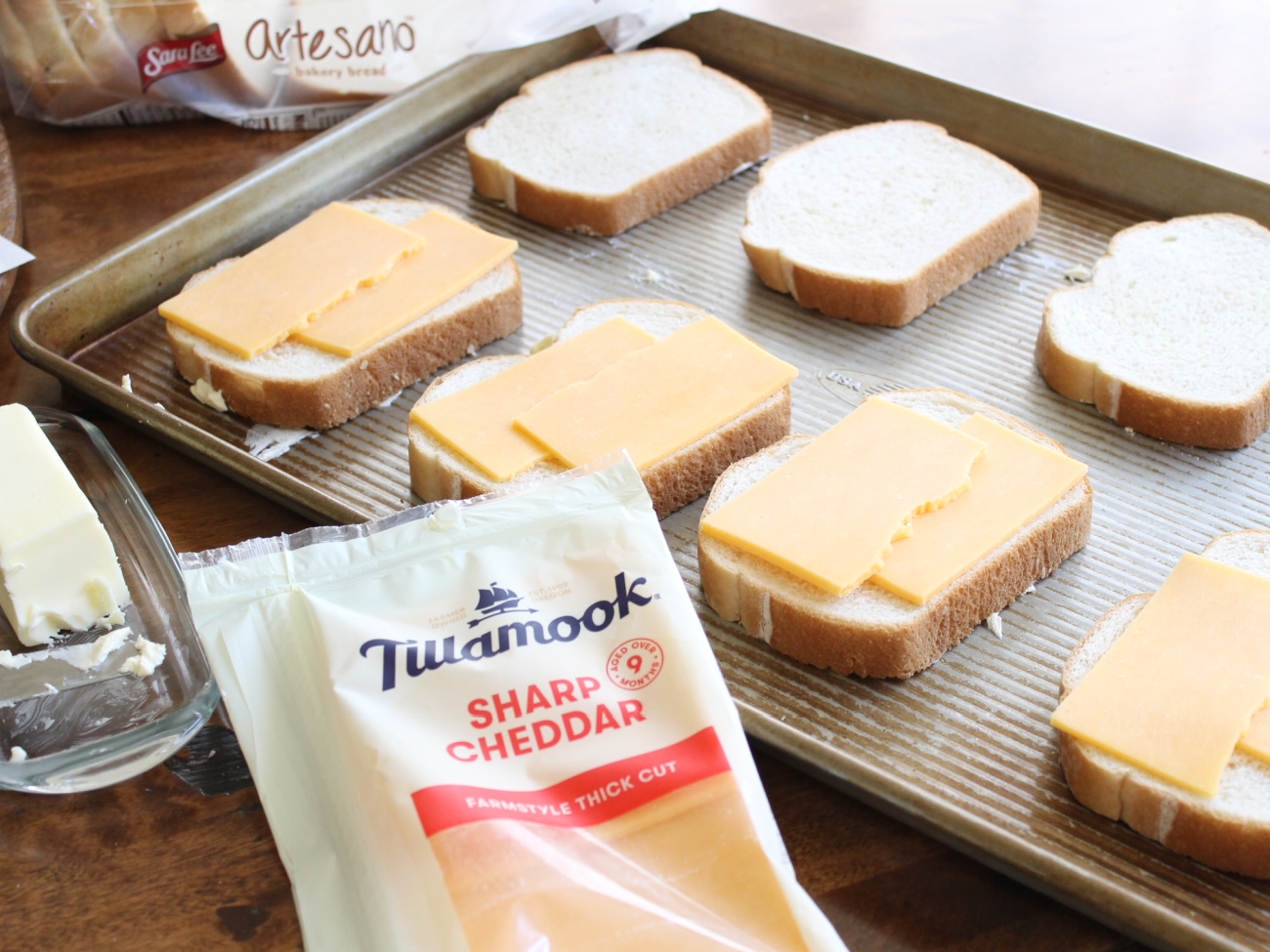 Serve Up A Delicious Grilled Cheese Sandwich With Big Savings On Tillamook Cheese At Publix on I Heart Publix