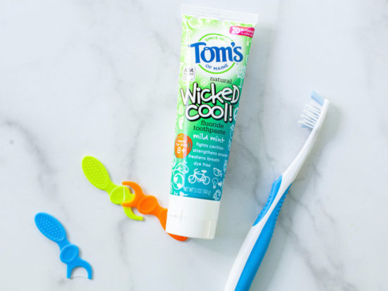 Tom's Of Maine Children's Toothpaste Just $1.99 At Publix (Save $3) on I Heart Publix