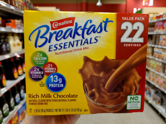 Carnation Breakfast Essentials As Low As $3.49 At Publix on I Heart Publix 1