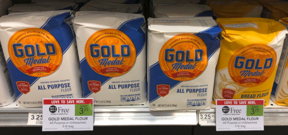 Gold Medal Flour Just $1.63 At Publix on I Heart Publix 1