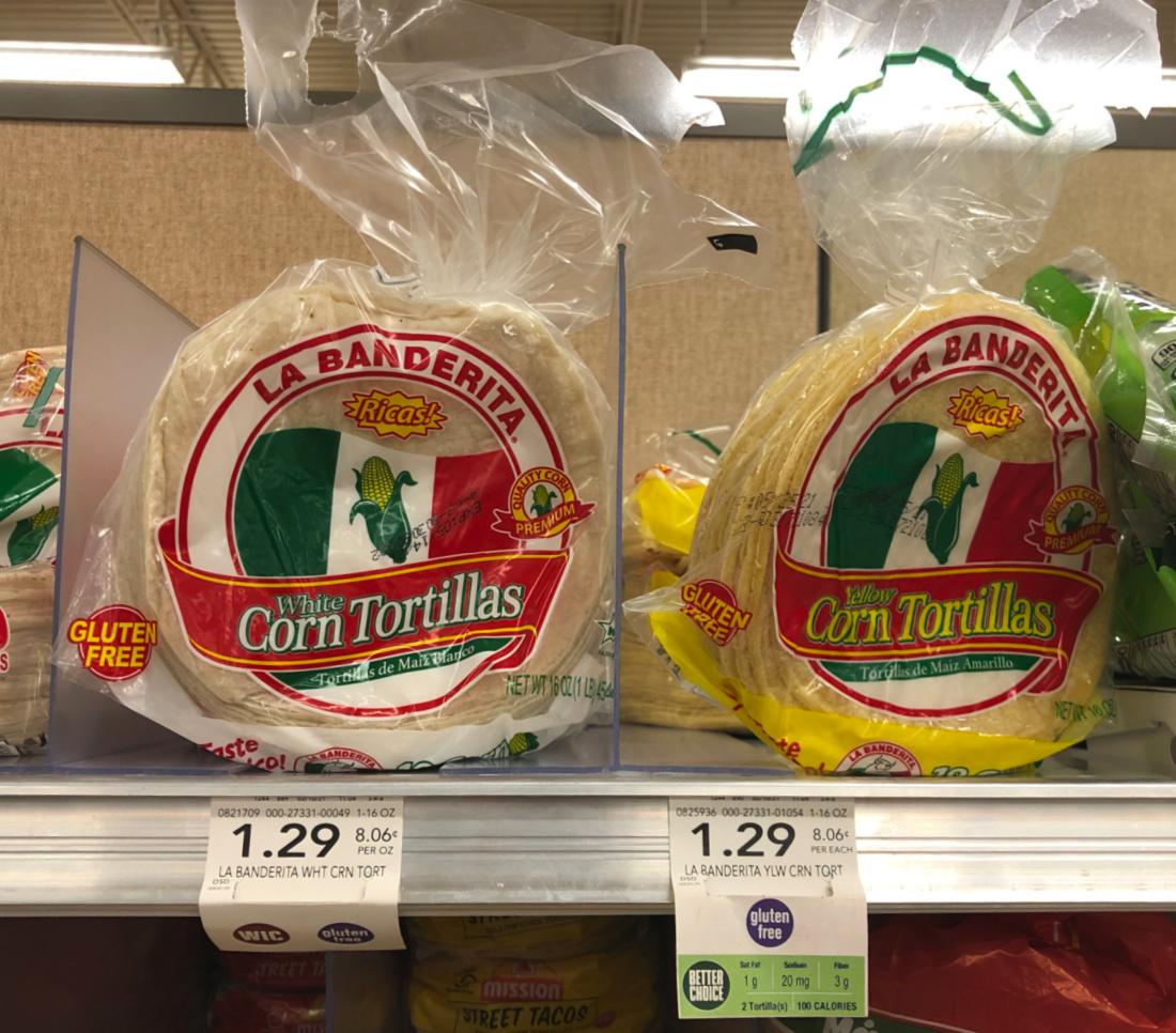 La Banderita Corn Tortillas As Low As 19¢ Per Pack At Publix (Plus Cheap Flour Tortillas) on I Heart Publix 1