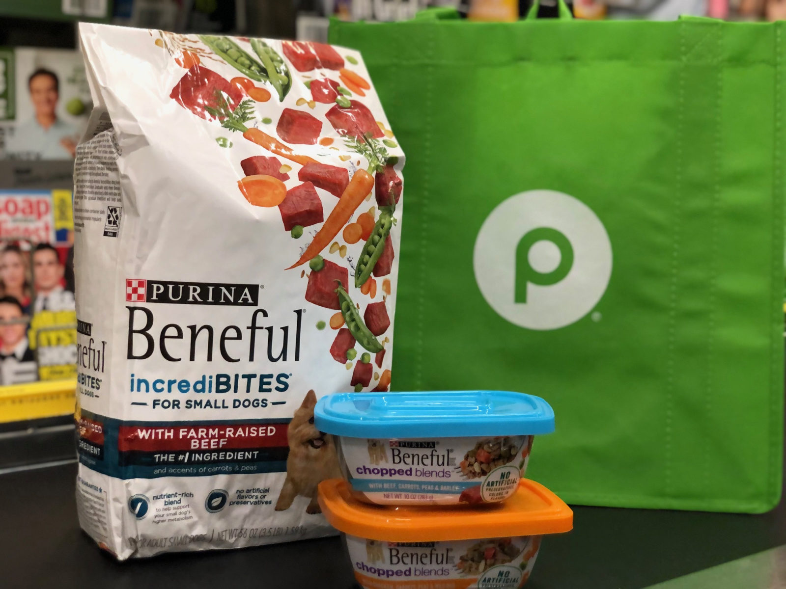 New Purina Beneful Coupons Mean Nice Deals At Publix on I Heart Publix 3