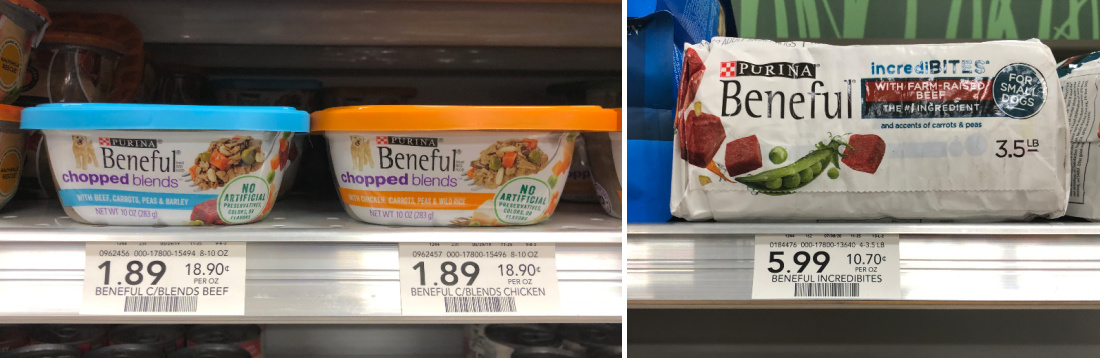 New Purina Beneful Coupons Mean Nice Deals At Publix on I Heart Publix 2