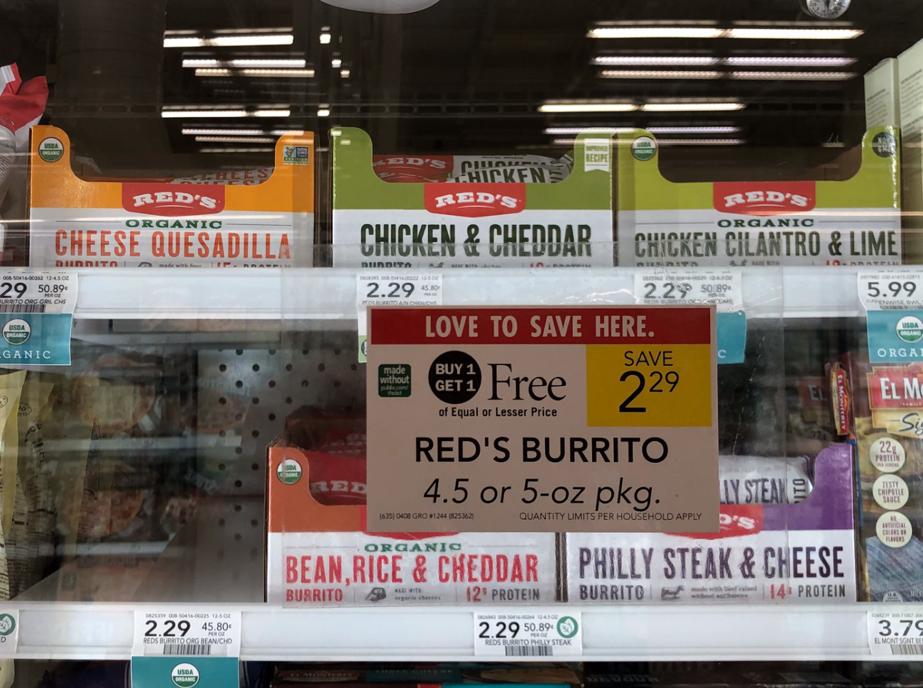 Pick Up Red's Burritos As Low As FREE This Week At Publix on I Heart Publix