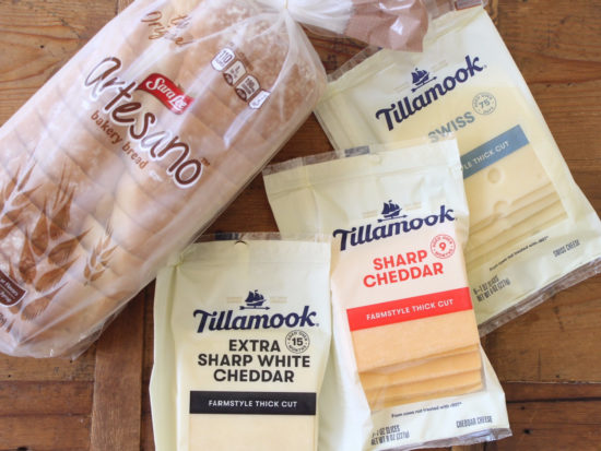 Don't Miss Your Chance To Save On Delicious Tillamook Cheese & Upgrade Your Grilled Cheese on I Heart Publix