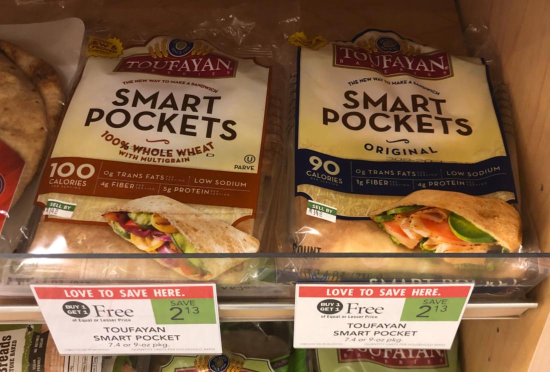 Toufayan Smart Pockets Just 7¢ At Publix on I Heart Publix