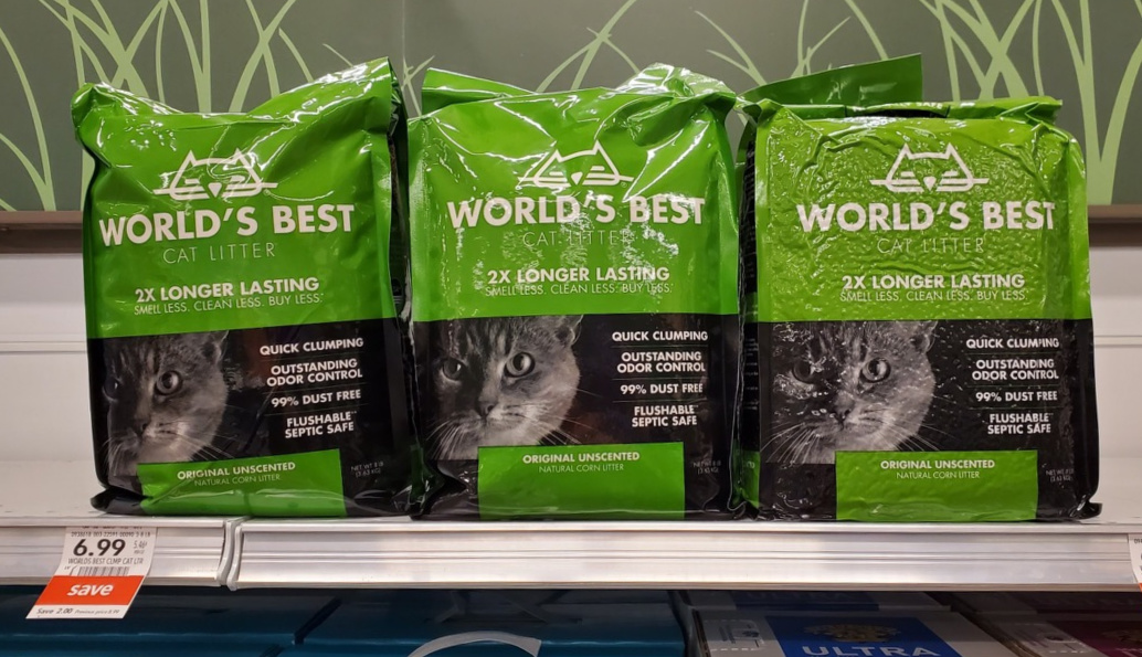 World's Best Cat Litter Just $XX At Publix (Save $X!) on I Heart Publix