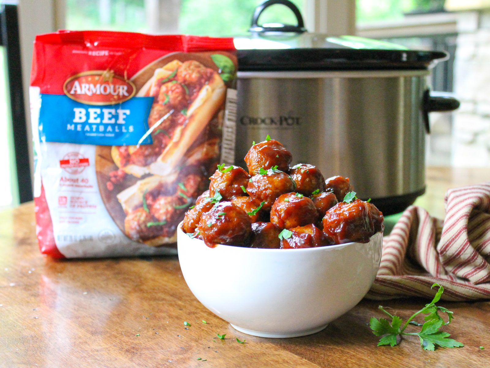 Serve Up Great Taste At Your Holiday Gathering - Serve Up Armour Meatballs & Save Now At Publix on I Heart Publix 1