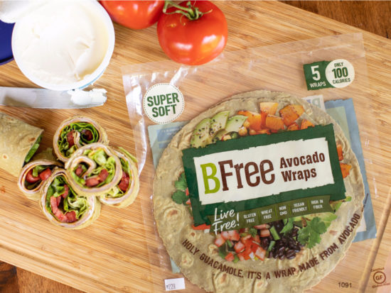 Look For New BFree Avocado Wraps At Publix + One Reader Will Win A $100 Gift Card & Free BFree Products! on I Heart Publix