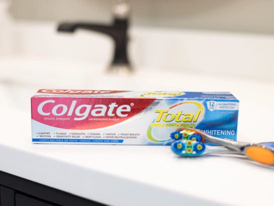 Colgate Total Toothpaste Just $1.30 At Publix on I Heart Publix