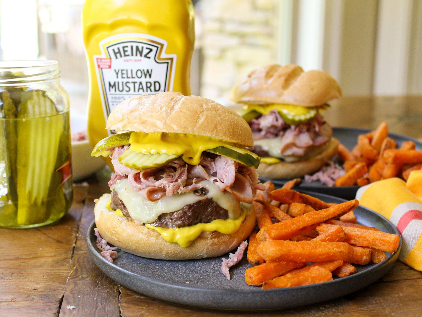 Cuban Burger on I Heart Publix