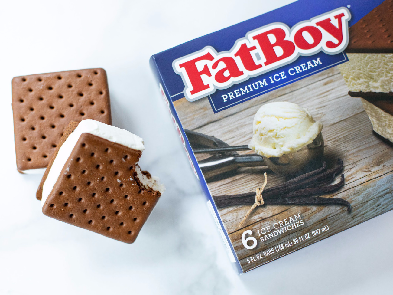 FatBoy Ice Cream Sandwiches Just $1.95 At Publix on I Heart Publix