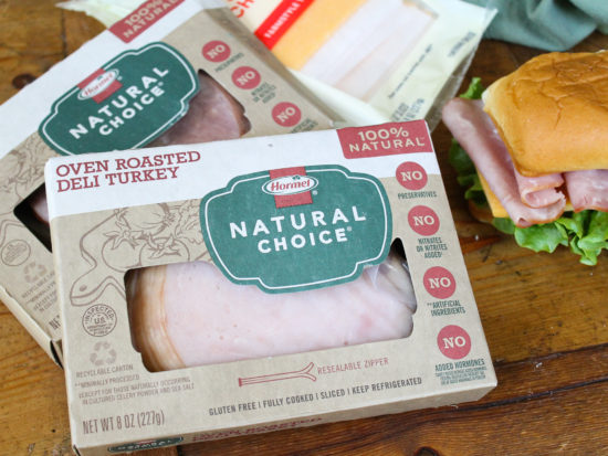 Hormel Natural Choice Lunchmeat Only $2 At Publix on I Heart Publix